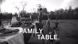 Zac Brown Band - Family Table (Lyric Video) thumbnail