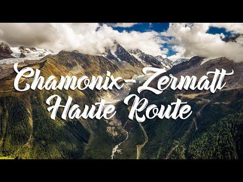 Hiking the Haute Route Chamonix-Zermatt