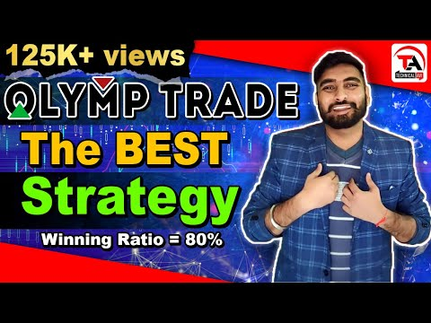 Olymp Trade Best Trading Strategy | Olymptrade 80% Winning Strategy | Risk Free Strategy | Binary