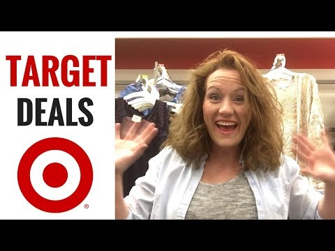 TARGET WEEKLY COUPONING VIDEO (3/18-3/24) Money Makers, Groceries, Hair Care Deals & More!