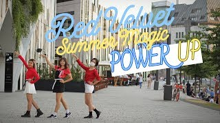 [KPOP IN PUBLIC] Red Velvet (레드벨벳)- 'Power Up' Dance Cover