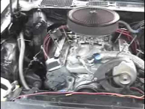 428 Engine in my 76 firebird esprit