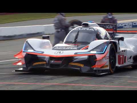 Acura at Mid-Ohio Sports Car Course