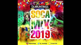 Soca Summer Mix 2019- Notting Hill Carnival -  DJ ARUNTINGS 🔥