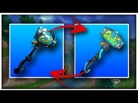 Fortnite Pickaxe In Minecraft (Party Animal) *Speedart/Tutorial*