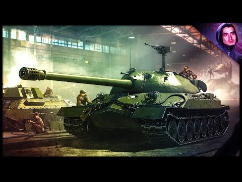 How I'm Grinding the IS-7    War Thunder Operation Summer