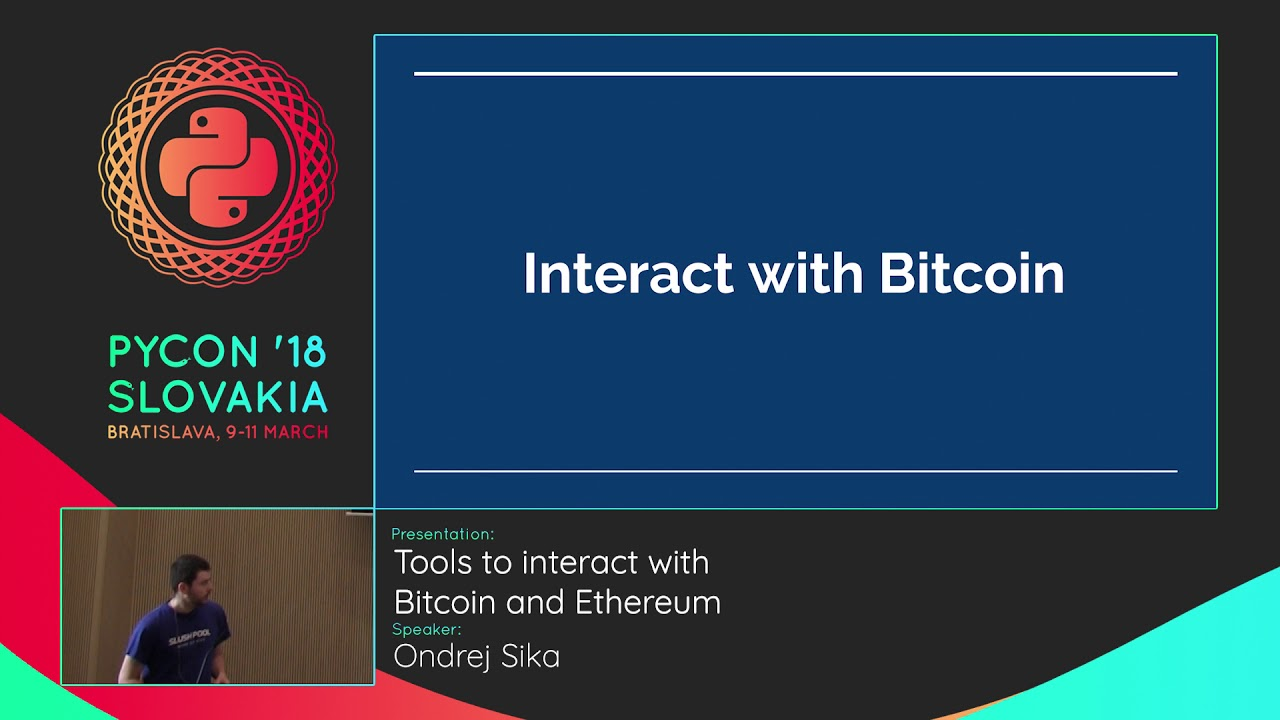 Image from Tools to interact with Bitcoin and Ethereum