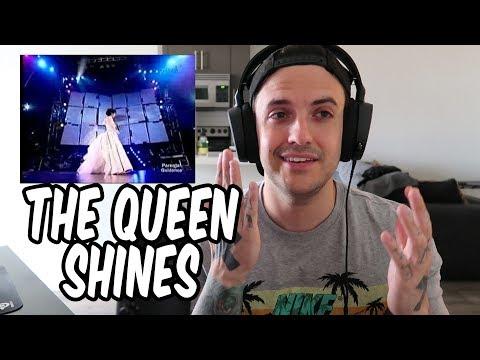"Regine Velasquez ""Shine"" Live REACTION"