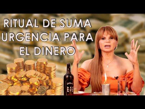 RITUAL DE SUMA URGENCIA PARA EL DINERO