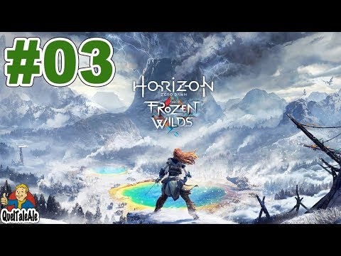 Horizon Zero Dawn The Frozen Wilds - Gameplay ITA - Walkthrough #03 - Ourea