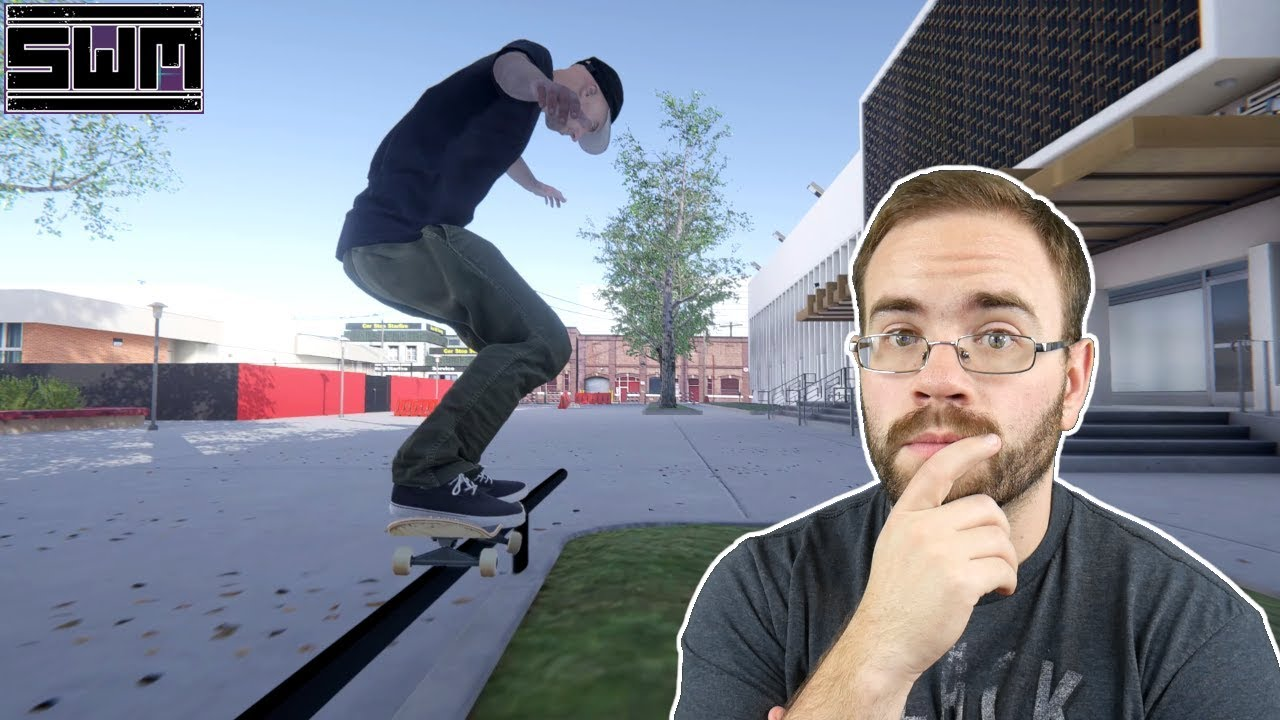 Is This Finally A New Age SKATE Game?