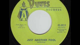 Just Another Fool - Curtis Lee 1962 45rpm