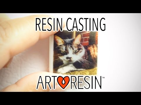 Resin Casting with ArtResin by Casual Glitz