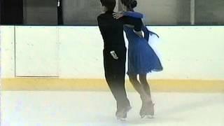 Danielle Gamelin and Alexander Gamelin, 2006 Lake Placid Ice Dance Championships, TenFox