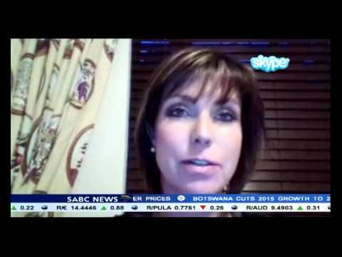 SA Rand vs the US Dollar: Brigid Taylor