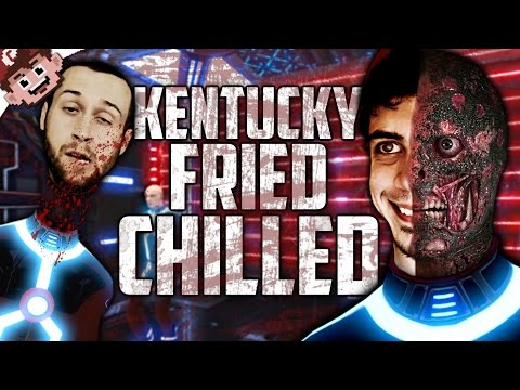 KENTUCKY FRIED CHILLED! (Half Dead - Funny Moments)