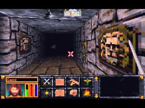 Walkthrough Elder Scrolls Arena Part I - Imperial Dungeons