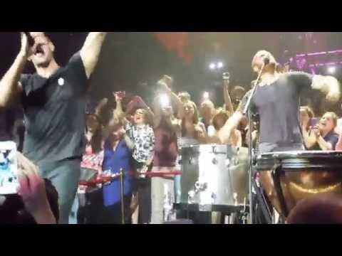 Viva La Vida - Coldplay (01/07/14) Royal Albert Hall