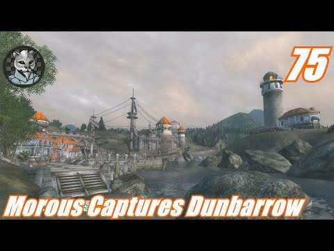 The Elder Scrolls IV: Oblivion - Let's Play 75 - Morous Captures Dunbarrow Cove