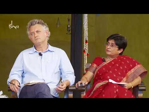 Sadhguru - Earthy Sense With Jacques Rocher And Seemantinee Khot