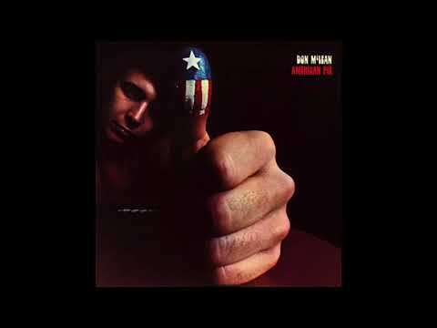 Don McLean - American Pie (United Artists Records 1971)