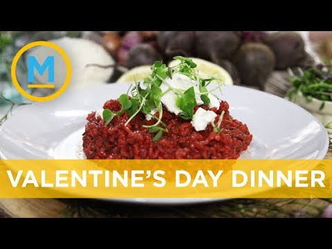 Hands down, the perfect Valentine's dinner to make for that special someone | Your Morning