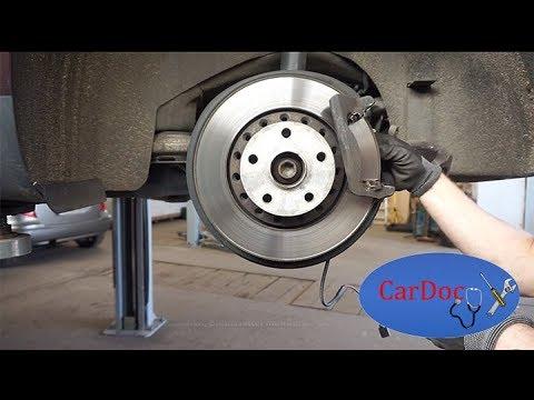 VW Phaeton Bremsbeläge Bremsklötze Warnkontakte für vorne die Vorderachse