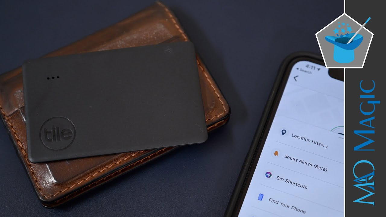 review tile slim 2019 bluetooth tracker is made for wallets