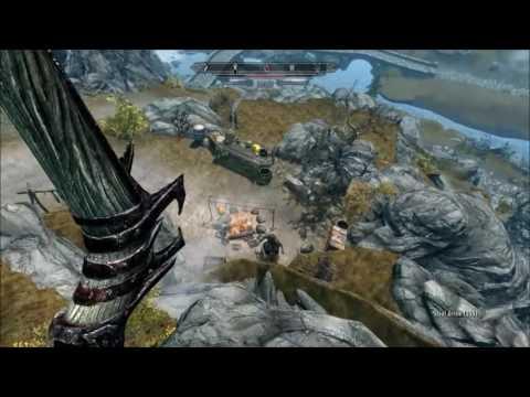 A Hobo in Skyrim #1