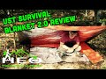 UST Survival Blanket 2.0 Review