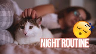 ¡Night Routine Especial! #ad