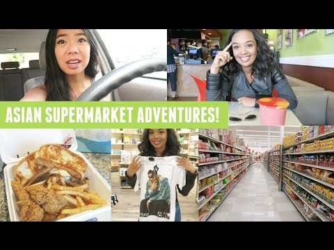 A Day With Melena! Shopping at the Mall, Asian Supermarket & More!