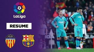 La Liga - Le Barça de Sétien s'écroule à Valence