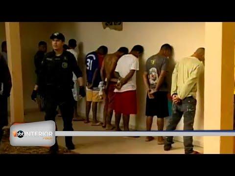 Presos da operação Dâmocles passam por audiência de custódia