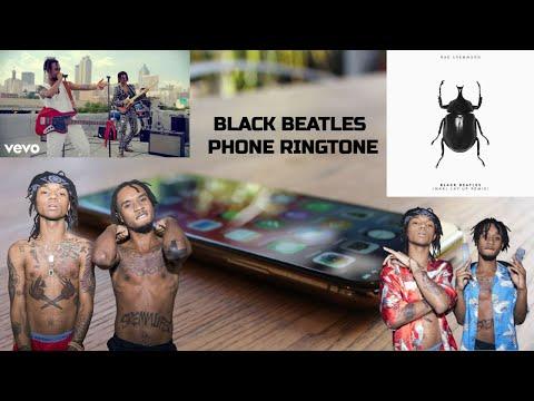 BLACK BEATLES PHONE RINGTONE (AWESOME!)