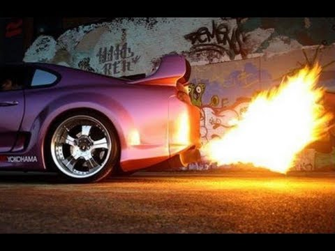 Animated Fire Wallpaper Supra Backfire And Burnout Compilation Youtube