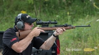 m1 carbine scout rifle prototype   the american legend