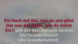 Auf Uns(Karaoke) - Abschied von Frau Jäger
