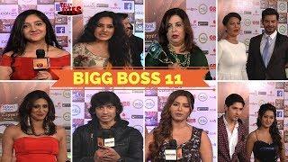 Television Actors React Bigg Boss 11