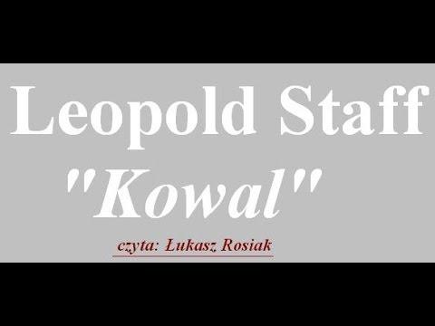Kowal Leopold Staff Czyta łukasz Rosiak Sny O Potędze 1901 R