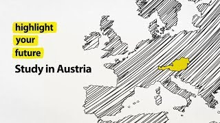 Highlight your Future. Study in Austria. Powered by OeAD thumbnail