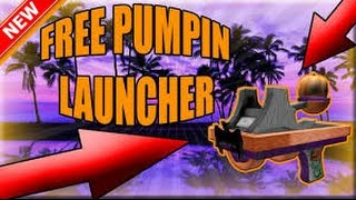 DesiredWaves | ROBLOX | How To Get The Pumpkin Launcher On Retail Tycoon [EVENT]