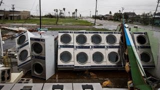 Reports of looting, price gauging in Harvey's wake