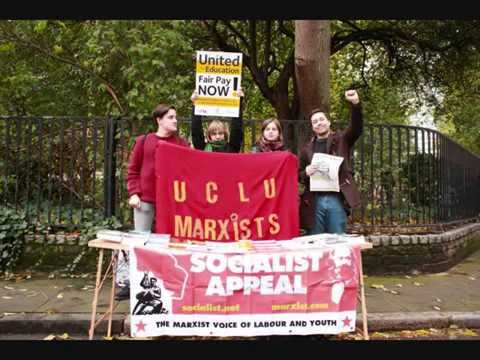 Marxist Student Federation: Founding Year 2013/14