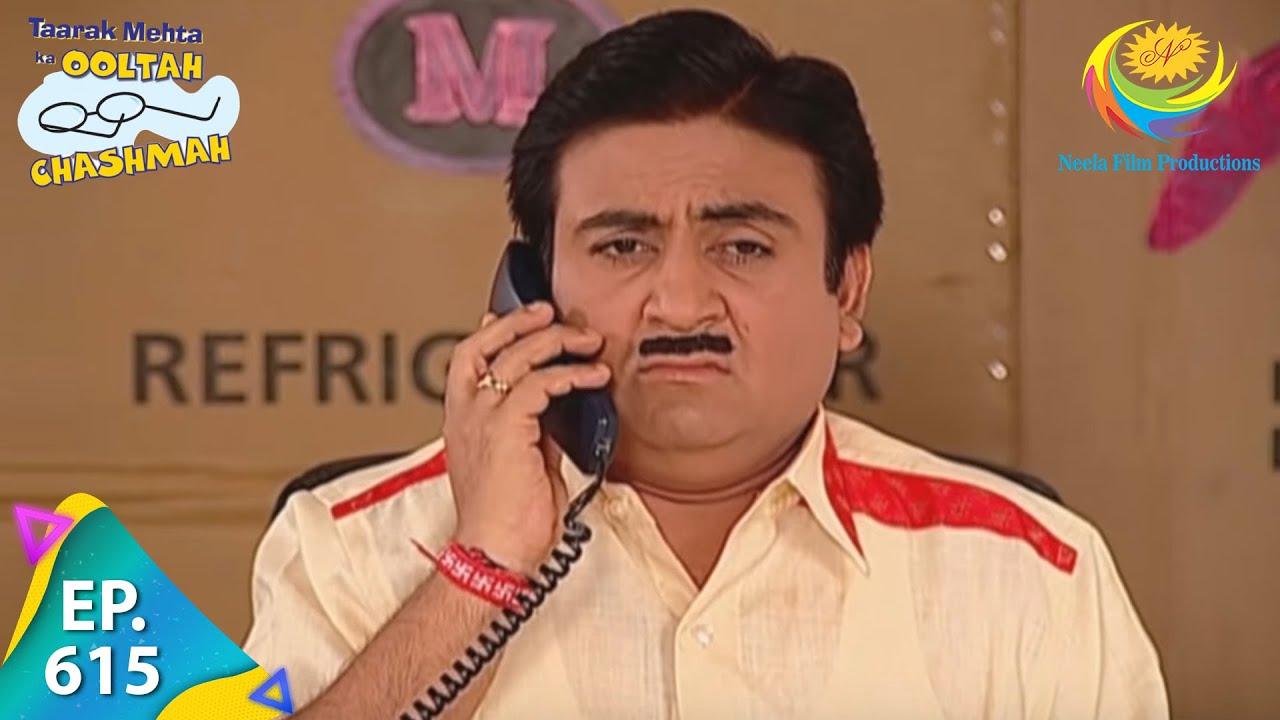 Download Taarak Mehta Ka Ooltah Chashmah - Episode 615 - Full Episode