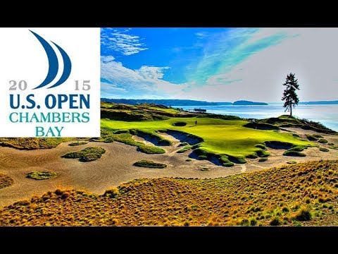 2015 US Open Golf Championship Final Round Part 2
