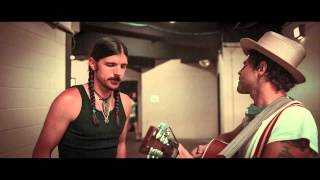 "Langhorne Slim and Seth Avett sing ""Be Set Free"""