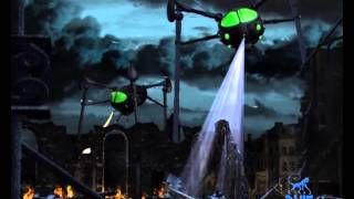 The War Of The Worlds 3D