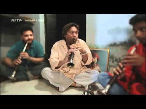 Inde en images , le shehnai instrument musique