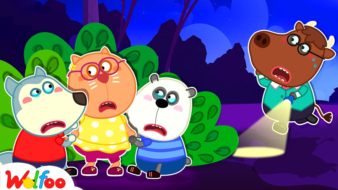 Download Oh No, Wolfoo and Friends Get Lost! - Wolfoo Learns Safety Tips for Kids |Wolfoo Family Kids Cartoon
